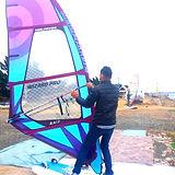 浜名湖 村櫛海岸 ウインドサーフィン 2021.3.7 .jpg