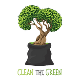 clean the green logo