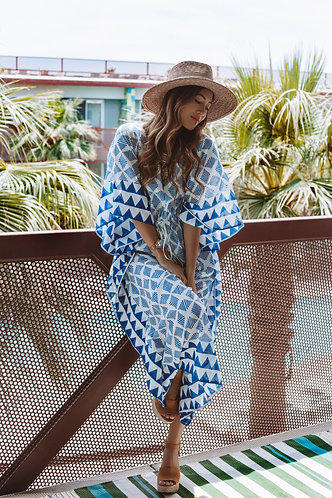 MIA kaftan dress