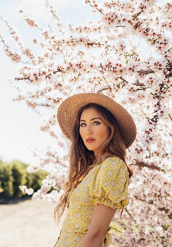 SCARLETT dress in Sunshine