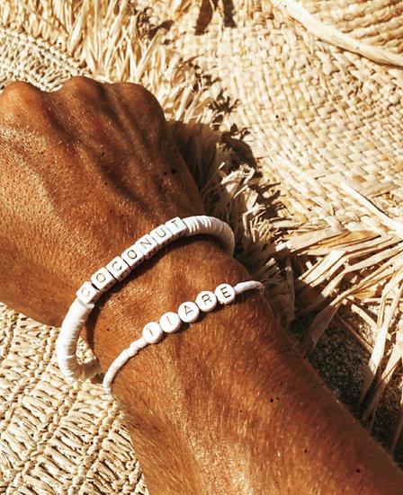Bracelet message Homme