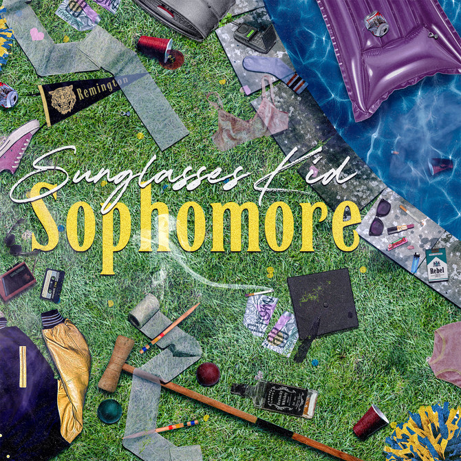 Pre-order Sophomore feat. Ollie Wride, Jay Diggs, Tim Cappello and more
