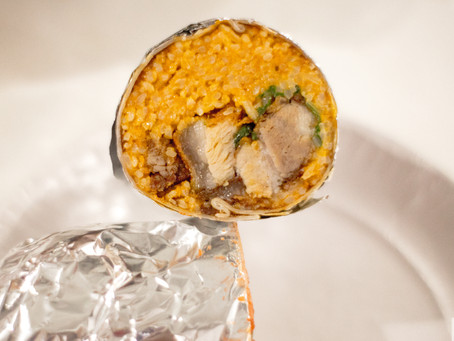 Geniusly Wrapping Kare-Kare in a Burrito: Buen Comer by Poquellas