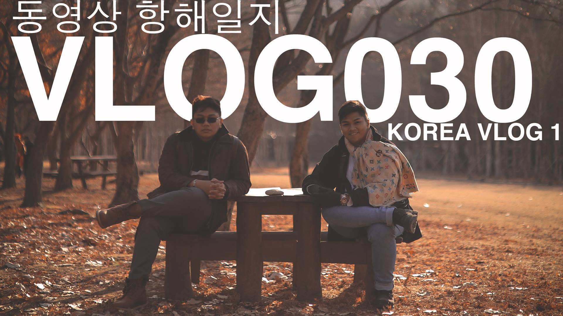 VLOG030: CHRISTMAS IN KOREA (DAY 1) | KOREA VLOG SERIES