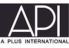 A Plus International logo