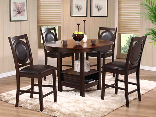 Parlin Oval Counter Height Dining