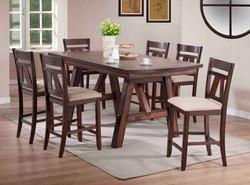 D1676 Littlefield Counter Table Set