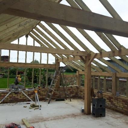 Oak Timber Frame