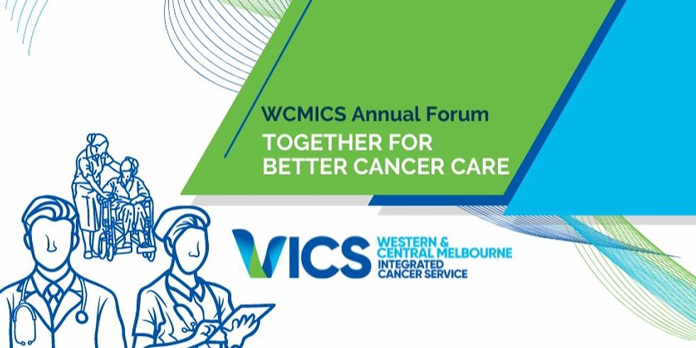 WCMICS Annual Forum