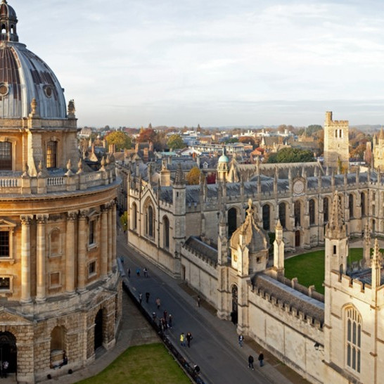 Introduction to Oxbridge: 25th - 29th August