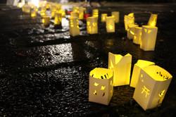 Hand made lanterns
