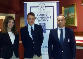 DUKE OF YORK YOUNG CHAMPIONS TROPHY 2017