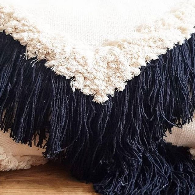 Fringe that makes a statement