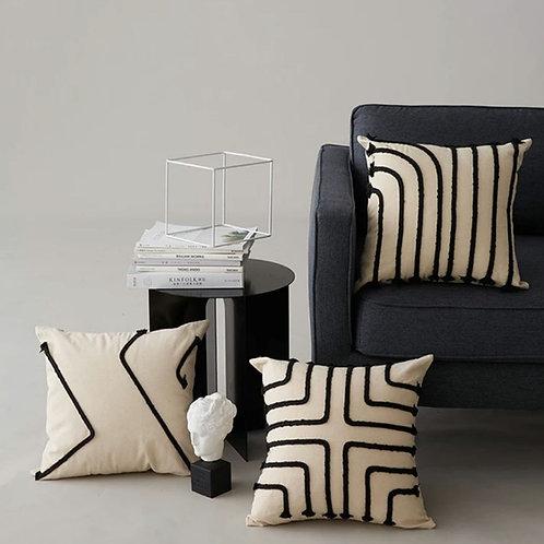 The Linear cushion cover