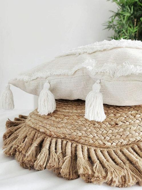 The Jute cushion covers