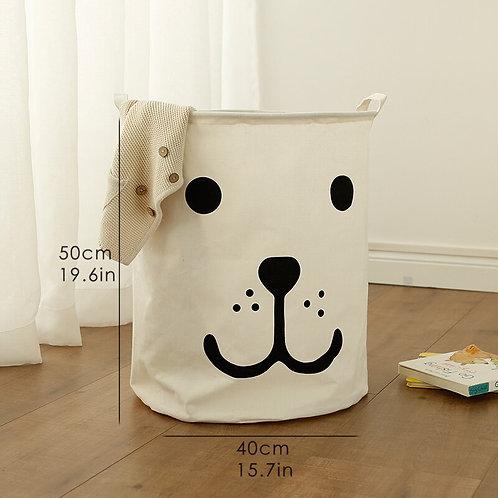 Large cotton storage bag