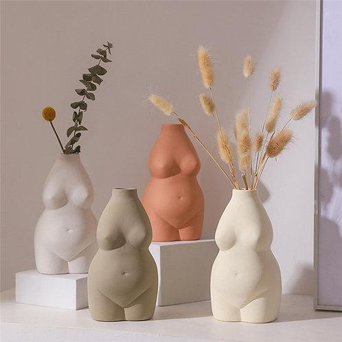 Ceramic Body Vases