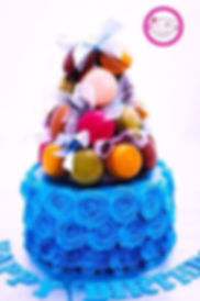 Singapore BAKE A JOY cake