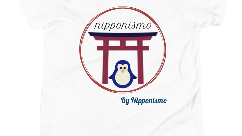 Camiseta para niños Nipponismo Lover