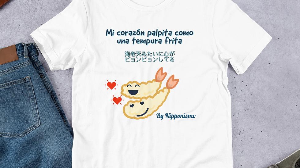 Camiseta Tempura Lover