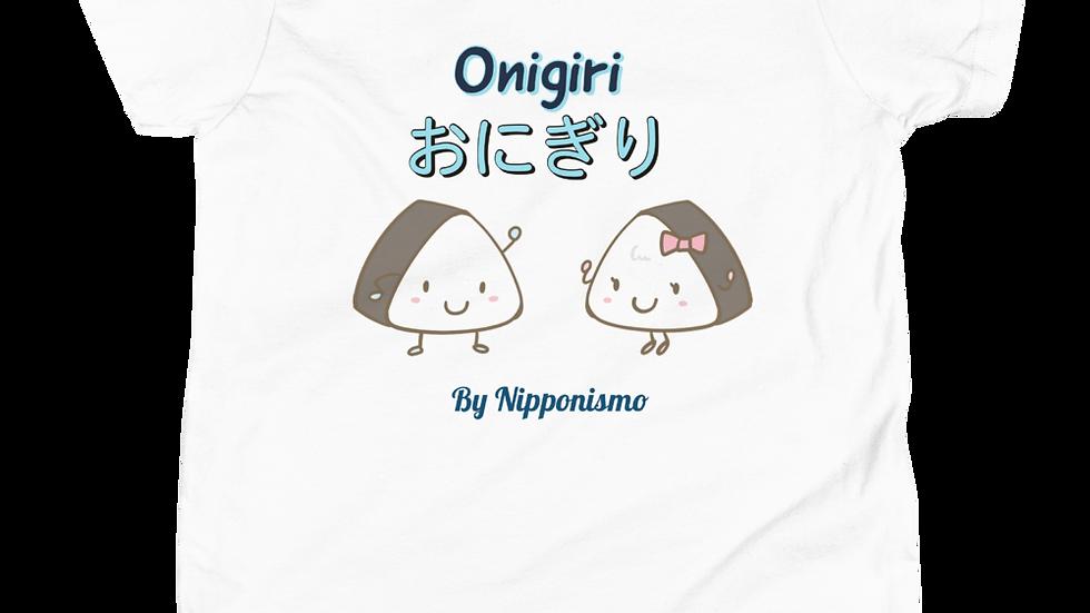 Camiseta para niños Onigiri Chan