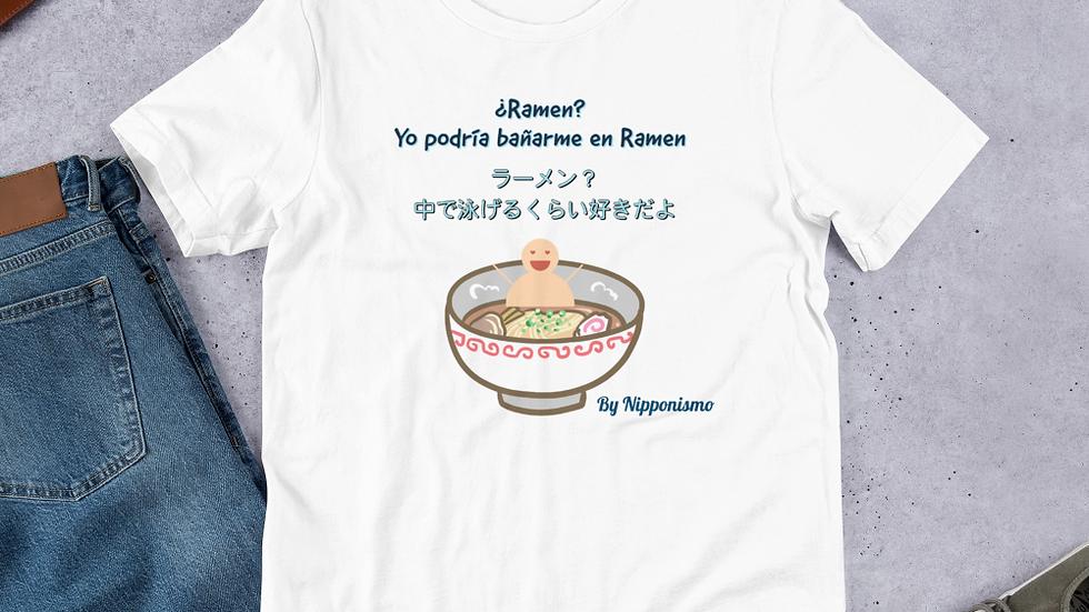 Camiseta Ramen Lover