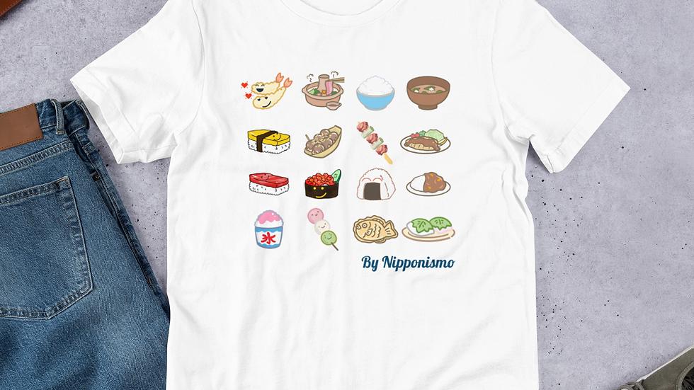 Camiseta Comida Japonesa Lover