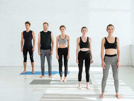 4 Yoga-Posen für Anfänger