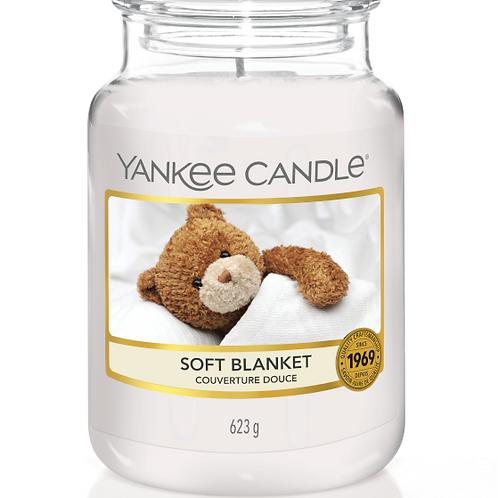 Soft Blanket (medium/large)Yankee Candle