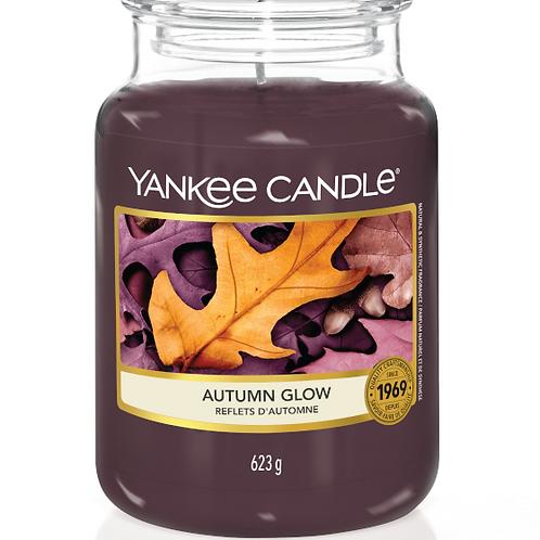 Autumn Glow (medium/large) Yankee Candle