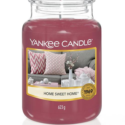 Home Sweet Home (medium/large) Yankee Candle