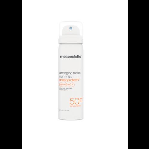 Mesoestetic Anti-aging Facial Sun Mist SPF50+
