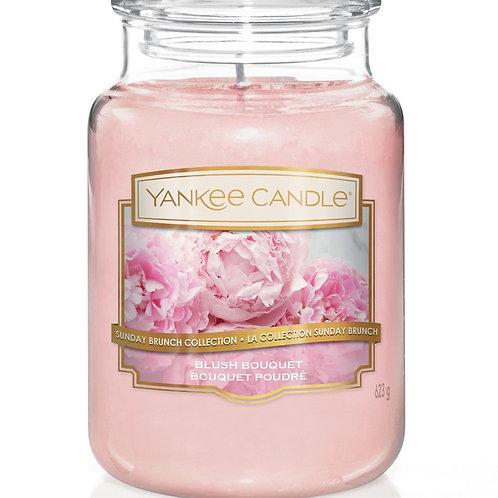 Blush Bouqeut (medium/large) Yankee Candle