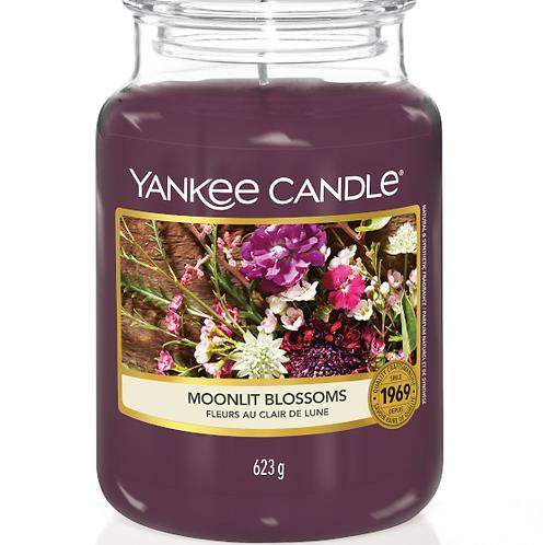 Moonlit Blossoms (medium/large) Yankee Candle