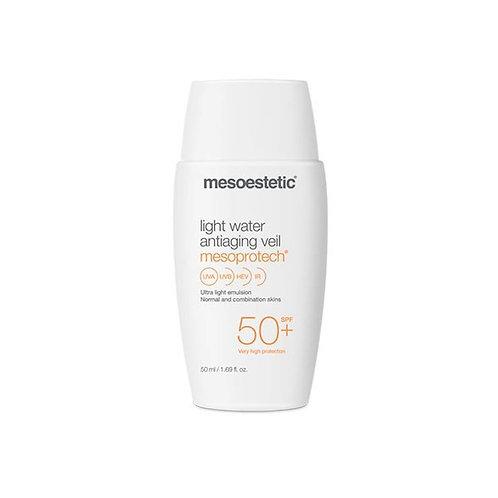 Mesoestetic Mesoprotech Light Water Antiaging Veil 50+ 50ml