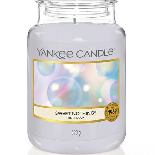 Sweet Nothing (medium/large) Yankee Candle
