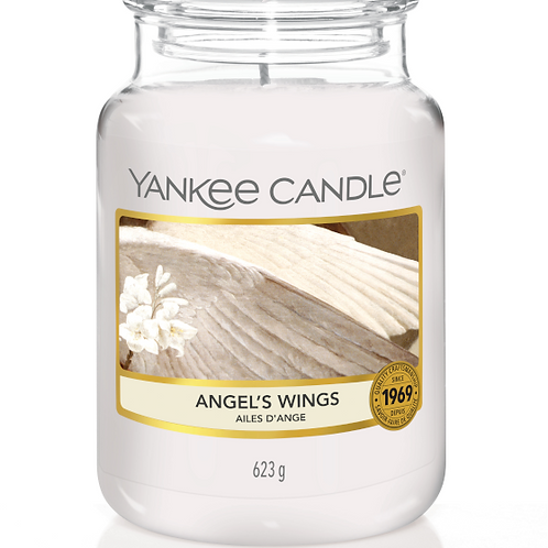 Angels Wings (medium/large) Yankee Candle