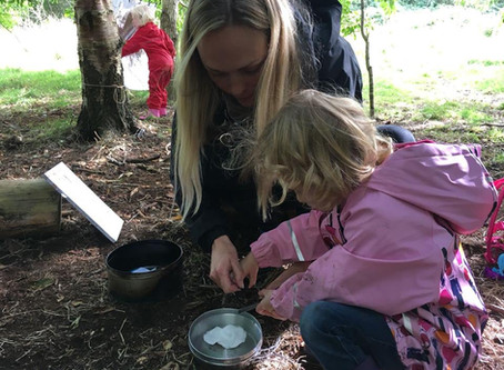 The Forest School Approach to Learning