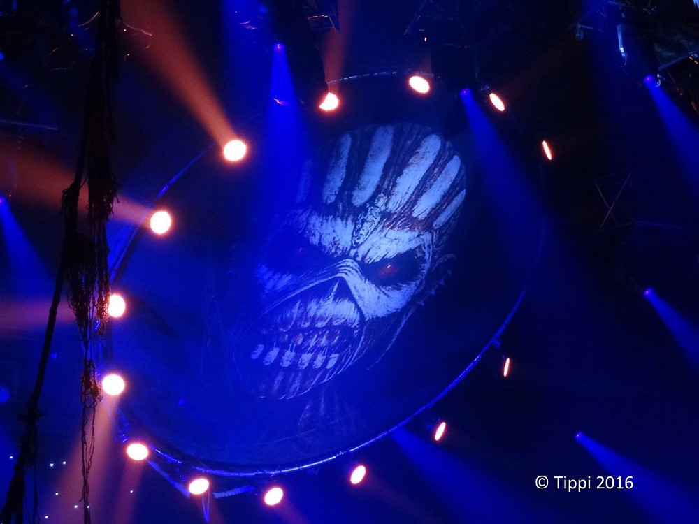 Iron Maiden Rock im Revier