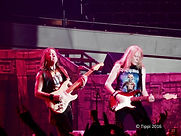 Dave Murray / Janick Gers