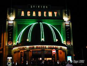 Brixton Academy London