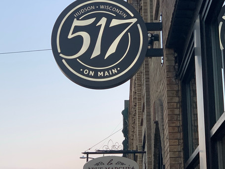 Date night review-517 on Main (Hudson, WI)