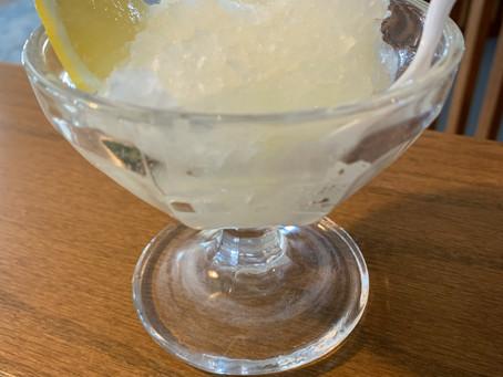 Lemon Granitas & Cinnamon Spritz