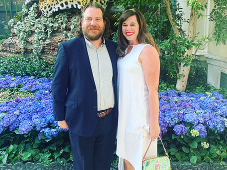 Couples' Trip to Las Vegas