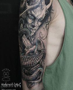 Graphic Full Sleeve