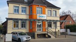 Firmengebäude Wolfsburg