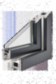 Fensterecke KS-Alu