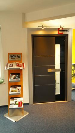 Haustür Holz-Aluminium