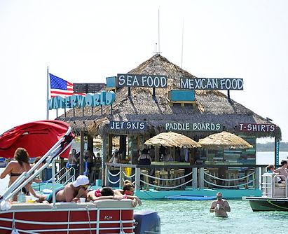 Crab Island Sailing Destin, FL