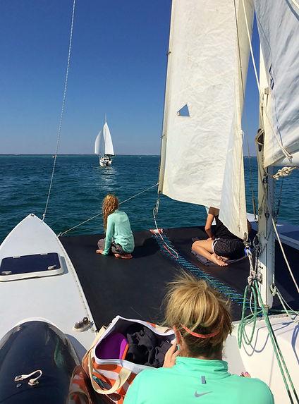 Catamaran Sailboat Tour Destin Florida